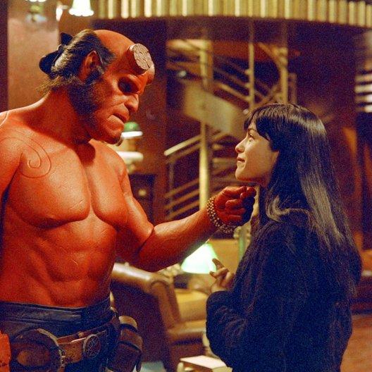 Hellboy / Ron Perlman / Selma Blair