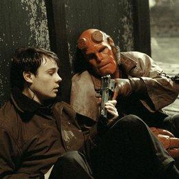 Hellboy / Rupert Evans / Ron Perlman