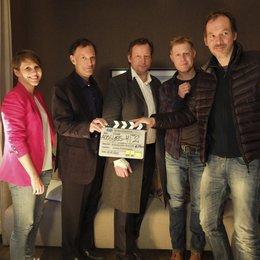 Polizeiruf 110: Morgengrauen (BR) / Matthias Brandt / Andreas Lust / Christina Christ / Ronald Mühlfellner / Alexander Adolph Poster