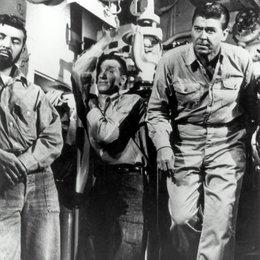 Höllenhunde des Pazifik / Ronald Reagan Poster