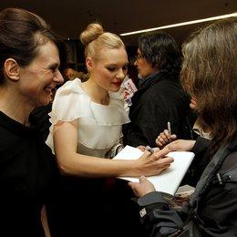 """Bettina Mittendorfer / Rosalie Thomass / """"Eine ganz heiße Nummer"""" Filmpremiere Poster"""