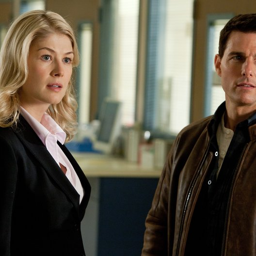 Jack Reacher / Rosamund Pike / Tom Cruise Poster