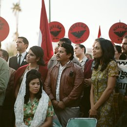 Cesar Chavez: An American Hero / Wet Bentley / Jacob Vargas / Rosario Dawson / Michael Peña Poster