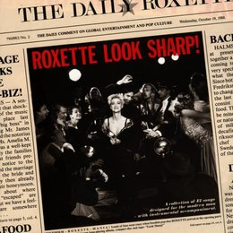 Roxette: Look Sharp Poster