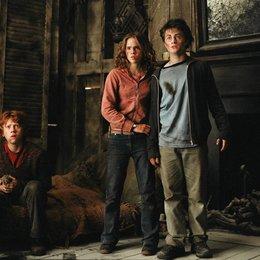 Harry Potter und der Gefangene von Askaban / Rupert Grint / Emma Watson / Daniel Radcliffe Poster