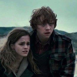 Harry Potter und die Heiligtümer des Todes Teil 1 / Emma Watson / Rupert Grint Poster