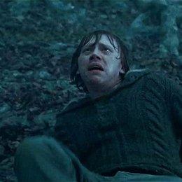 Harry Potter und die Heiligtümer des Todes Teil 1 / Rupert Grint Poster