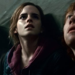 Harry Potter und die Heiligtümer des Todes Teil 2 / Daniel Radcliffe / Emma Watson / Rupert Grint Poster