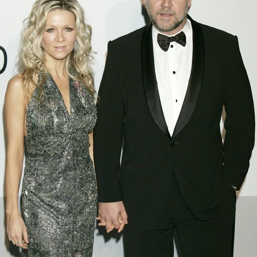 Danielle Spencer / Russell Crowe / 63. Filmfestival Cannes 2010