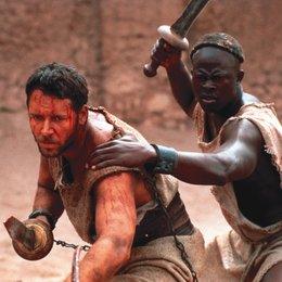 Gladiator / Russell Crowe / Djimon Hounsou Poster