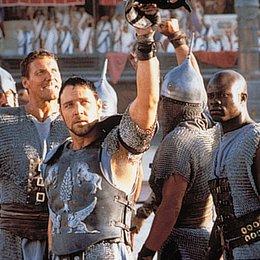 Gladiator / Russell Crowe / Djimon Hounsou / Ralph Moeller
