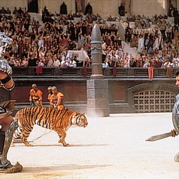 Gladiator / Russell Crowe (re.)