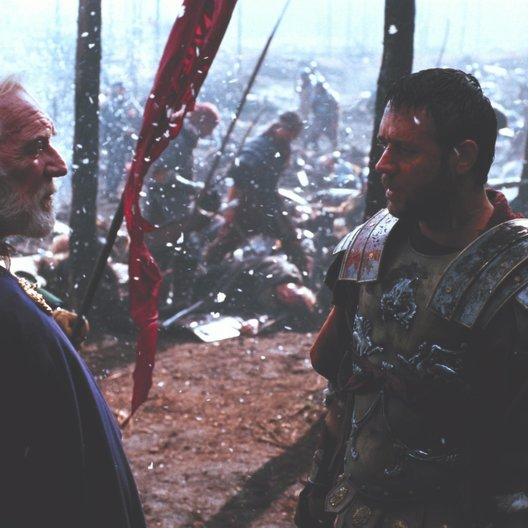 Gladiator / Russell Crowe / Richard Harris Poster