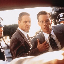L.A. Confidential / Russell Crowe / Guy Pearce Poster