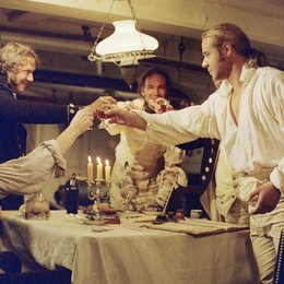 Master and Commander - Bis ans Ende der Welt / Paul Bettany / Russell Crowe