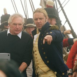 Master and Commander - Bis ans Ende der Welt / Peter Weir / Russell Crowe / Set