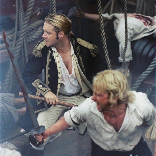 Master and Commander - Bis ans Ende der Welt / Russell Crowe