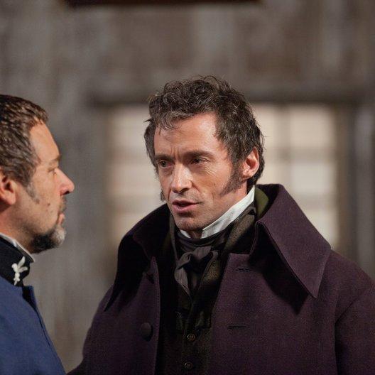 Misérables, Les / Russell Crowe / Hugh Jackman
