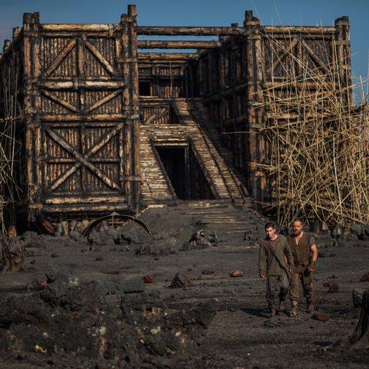 Noah / Logan Lerman / Russell Crowe