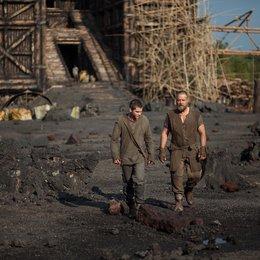 Noah / Logan Lerman / Russell Crowe Poster