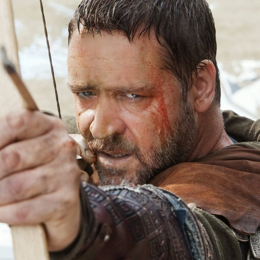 Robin Hood / Russell Crowe Poster