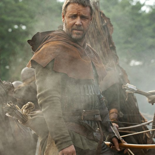Robin Hood / Russell Crowe / Robin Hood / Gladiator Poster