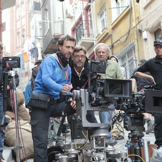 Versprechen eines Lebens, Das / Set / Russell Crowe