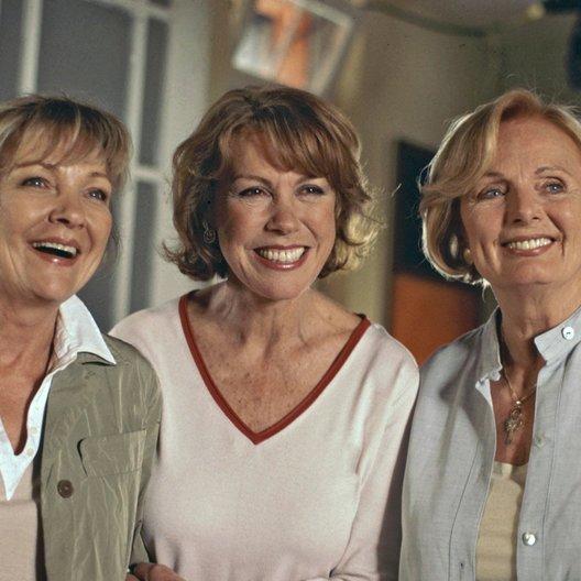 Drei teuflisch starke Frauen (ARD) / Gila von Weitershausen / Gaby Dohm / Ruth-Maria Kubitschek Poster