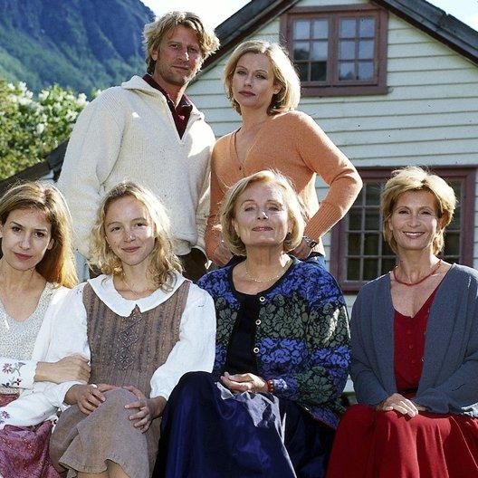 Geheimnis der Mittsommernacht, Das (ZDF / ORF) / Jennifer Nitsch / Michael von Au / Ruth-Maria Kubitschek / Brigitte Karner / Susanne Uhlen / Johanna Klante Poster