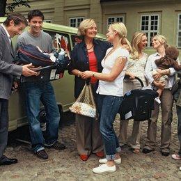 Hochzeit meiner Töchter, Die (ARD) / Roman Knizka / Oliver Bootz / Ruth-Maria Kubitschek/ Susanna Simon / Marita Marschall / Tina Ruland / Gesine Cukrowski Poster