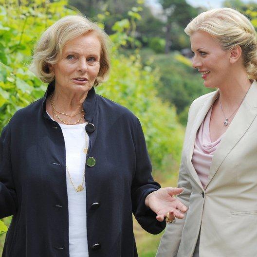 Rosamunde Pilcher: Englischer Wein (ZDF / ORF) / Eva Habermann / Ruth-Maria Kubitschek Poster