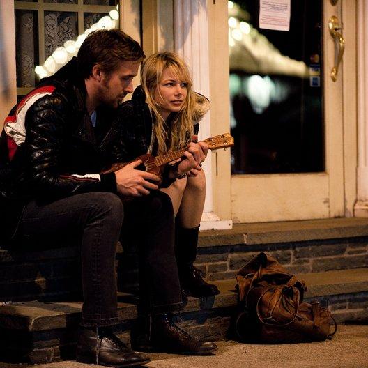 Blue Valentine / Ryan Gosling / Michelle Williams Poster