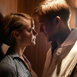 Drive / Carey Mulligan / Ryan Gosling Poster
