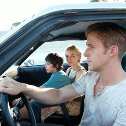 Drive / Kaden Leos / Carey Mulligan / Ryan Gosling Poster