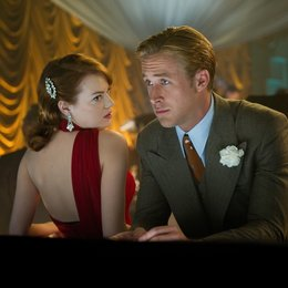 Gangster Squad / Emma Stone / Ryan Gosling Poster