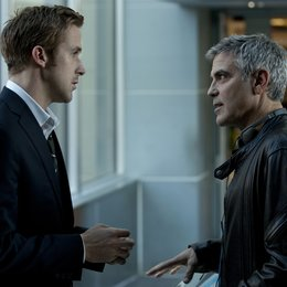 Ides of March - Tage des Verrats, The / Ryan Gosling / George Clooney Poster