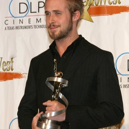 "Ryan Gosling ""Male Star of Tomorrow-Award"" / 30. ShoWest in Las Vegas 2004 Poster"
