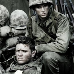 Flags of Our Fathers / Ryan Phillippe / Stark Sands Poster