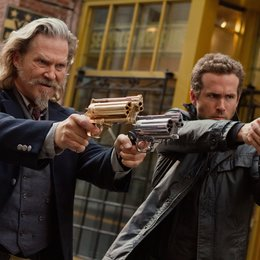 R.I.P.D. 3D / Jeff Bridges / Ryan Reynolds Poster