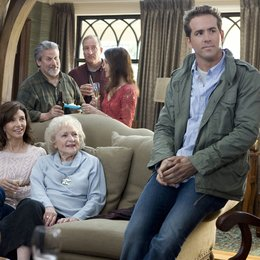 Selbst ist die Braut / Mary Steenburgen / Betty White / Ryan Reynolds / Set Poster