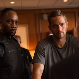 Brick Mansions / RZA / Paul Walker Poster