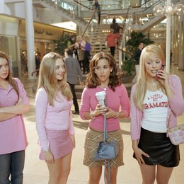 Girls Club - Vorsicht bissig! / Mean Girls / Lindsay Lohan / Rachel McAdams Poster