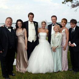 Hochzeits-Crasher, Die / Larry Joe Campbell / Rachel McAdams / Geoff Stults / Jenny Alden / Christopher Walken / Ellen Albertini Dow / Jane Seymour / Keir O'Donnell