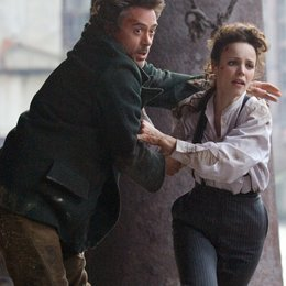 Sherlock Holmes / Robert Downey Jr. / Rachel McAdams