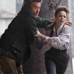 Sherlock Holmes / Robert Downey Jr. / Rachel McAdams Poster