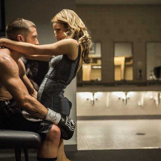Southpaw / Jake Gyllenhaal / Rachel McAdams