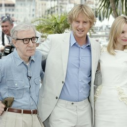 Woody Allen / Owen Wilson / Rachel McAdams / 64. Filmfestspiele Cannes 2011 Poster