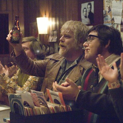 Radio Rock Revolution / Philip Seymour Hoffman / Nick Frost Poster
