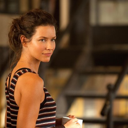 Real Steel / Evangeline Lilly Poster