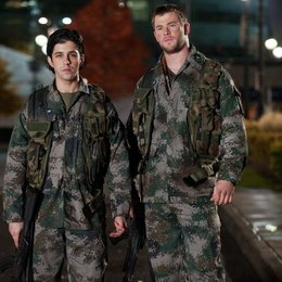 Red Dawn - Der Kampf beginnt im Morgengrauen / Red Dawn / Josh Peck / Chris Hemsworth